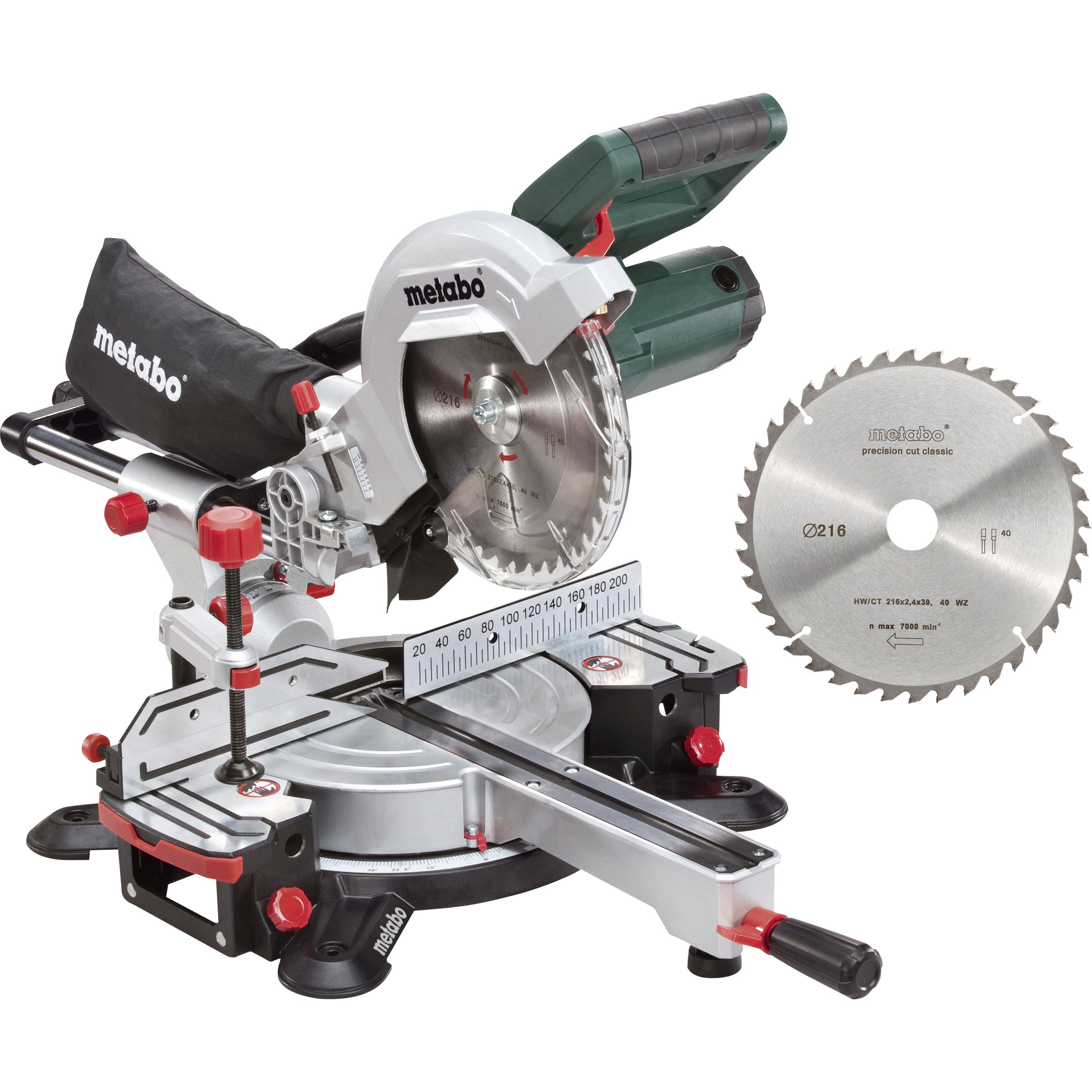 Metabo KGS Scie a onglet